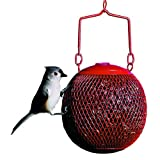 No/No Red Seed Ball Wild Bird Feeder - RSB00343