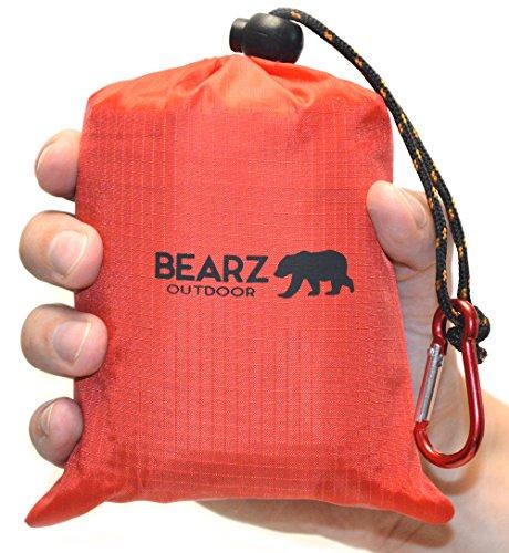 BEARZ Outdoor Pocket Blanket 55