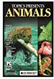Topics Presents: Animals (4 CD Set)