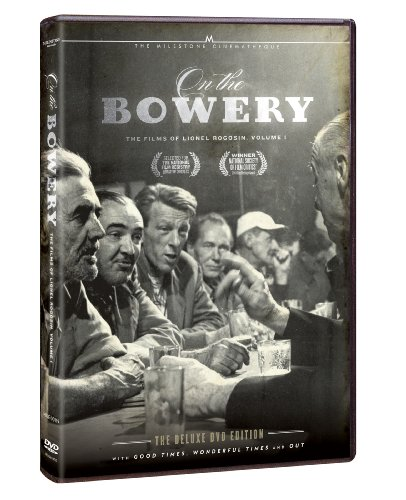 On The Bowery - The Films of Lionel Rogosin, Vol. 1