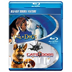 Cats & Dogs 1 & 2 [Blu-ray]