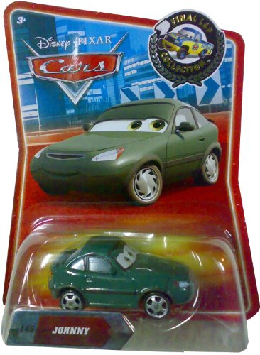 Disney / Pixar CARS Exclusive 145 Die Cast Car Final Lap Series Johnny
