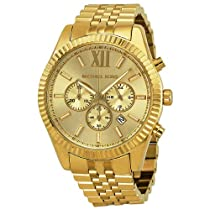 Michael Kors Watches Lexington (Gold)