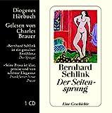 echange, troc Bernhard Schlink - Der Seitensprung, 1 Audio-CD (Livre en allemand)
