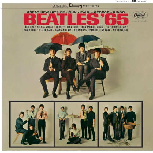 The Beatles-Beatles 65-REMASTERED-CD-FLAC-2014-DeVOiD Download