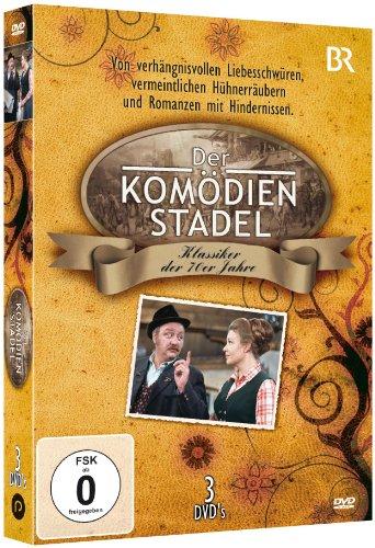 Der Komödienstadel - Klassiker der 70er Jahre (3 DVD Edition) hier kaufen