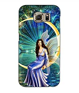 instyler BACK COVER CASE FOR SAMSUNG GALAXY S7 EDGE