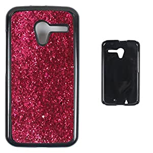 DooDa - For Micromax Canvas Selfie 2 Q340 Snap-on Hard PU Leather & TPU Plastic Shoulders Case Cover, Fancy Fashion Designer With Full Protection Of Pouch