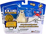 Disney Club Penguin Series 8 Mix N Match Mini Figure Pack Herbert P. Bear Esquire Klutzy the Crab Includes Coin with Code!