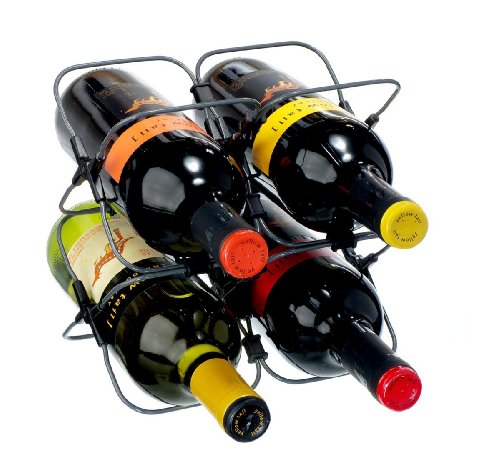 Metrokane Houdini Expandable Wine Rack