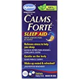 Hyland's Calms Forte Sleep Aid Tablets, Natural Stress Relief Sleep, 100 Count (Pack of 3)