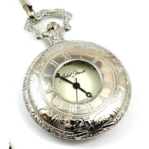 Jakob Strauss Open Window Gents Pocket Watch TOC14