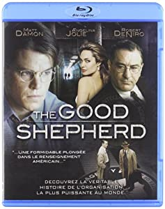 The good shepherd  [Blu-ray] [Import belge]
