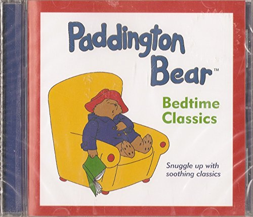 bedtime classics audio cd paddington bear