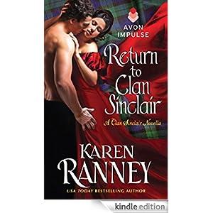 Return to Clan Sinclair: A Clan Sinclair Novella - Kindle edition by