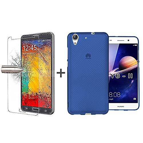 tbocr-pack-blue-tpu-silicone-gel-case-tempered-glass-screen-protector-for-huawei-y6ii-y6-ii-y6-2-55-