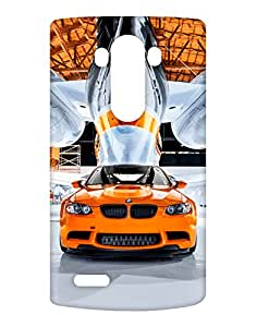 Crackndeal Back Cover for LG G4