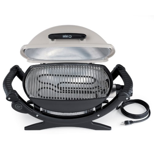 Weber 526001 Q 140 Electric Barbeque Grill