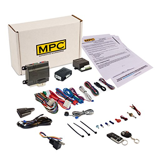 Remote Start & Keyless Entry Kit Chevy - Astro [98-05], Blazer [98-05], Cavalier [00-03], Express Van [98-05], S10 Pickup [98-04], Silverado [98-02], Suburban [98-02], Tahoe [99-02] (Gm Passlock 2 Bypass Module compare prices)