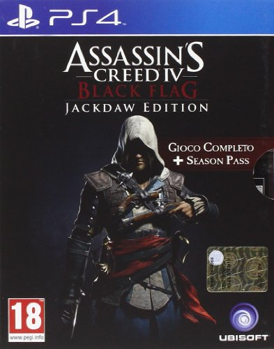 Assassin's Creed IV - Jackdaw Edition (Day-One)