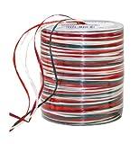 Präsent 50-m-Spule RAFFIA-Multicolour - Dekobastband, bunt