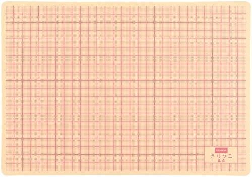 ウチダ きりっこ A4 ピンク 1-413-2510