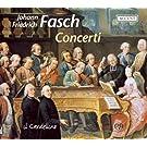 Fasch: Concerti de Dresde et Darmstadt