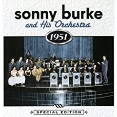 "Featured recording ""Sonny Burke & his Orchestra  1951"""