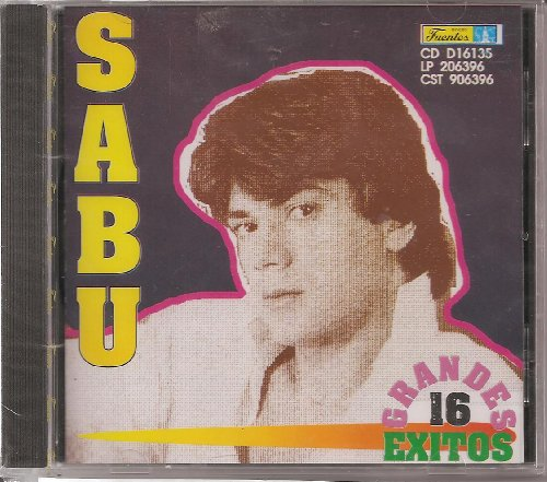 16 Grandes Exitos by Sabu