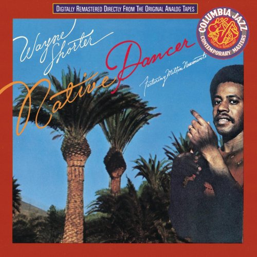 Native Dancer by Wayne Shorter and Milton Nascimento