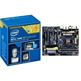 51UKCaM1CBL. SL160  Intel Core i7 4770 Quad Core Desktop Processor 3.4 GHZ LGA 1150 8 MB Cache BX80646I74770 and Gigabyte GA Z87X UD5H Z87 LGA 1150 2 Way SLI Dual LAN ATX Motherboard