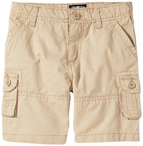 OshKosh B'gosh Cargo Shorts 11073113, Safari Khaki, 6 Months