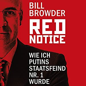 Red Notice Hörbuch