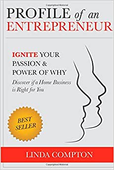 Profile Of An Entrepreneur: Ignite Your Passion & Power Of Why - Discover If A Home Business Is Right For You