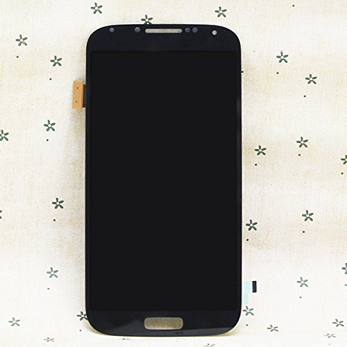 Black For Samsung Galaxy S4 Iv Lcd Display Touch Digitizer Screen Assembly I9500