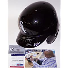 Frank Thomas Autographed Hand Signed Chicago White Sox Full Size Authentic Batting...