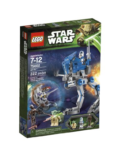 LEGO Star Wars AT-RT 75002 Amazon.com