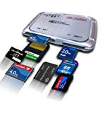 ABC Products® All in One USB Multi Digital Camera Picture Memory Card Read ....