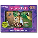 Discovery Post Fairy Discover Pack, Jerin ~ Discovery Post