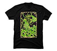 Death Tarot Men's Graphic T Shirt - Design By Humans