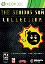 The Serious Sam Collection, Xbox 360.