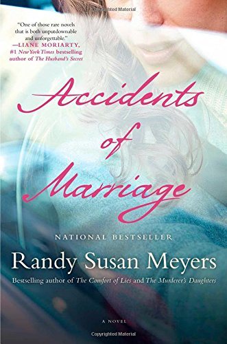 Q&A with Randy Susan Meyers, author of Accidents of Marriage + giveaway
