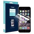 iPhone 6 Screen Protector, Spigen® [Steinheil] iPhone 6 (4.7) Screen Protector [FLEX] Clear Screen Protector Flexible Wet Screen Protector for iPhone 6 (4.7) (2014) - Flex (SGP11088)