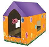 Four Paws 16410 Cat Scratching House