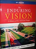 img - for Enduring Vision AP Ed book / textbook / text book