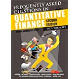 Frequently Asked Questions in Quantitative Financeby Paul Wilmott