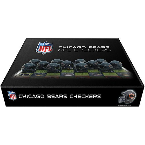 Chicago Bears Checker Set at Amazon.com