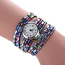buy Merryday Colorful Watch For Ladies Dress Quartz Watches