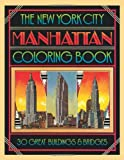 The New York Manhattan Coloring Book (061517454X) by Byrd, David