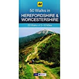 AA - 50 Walks In Herefordshire and Worcestershire